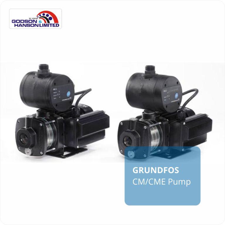 GRUNDFOS CM/CME Pump