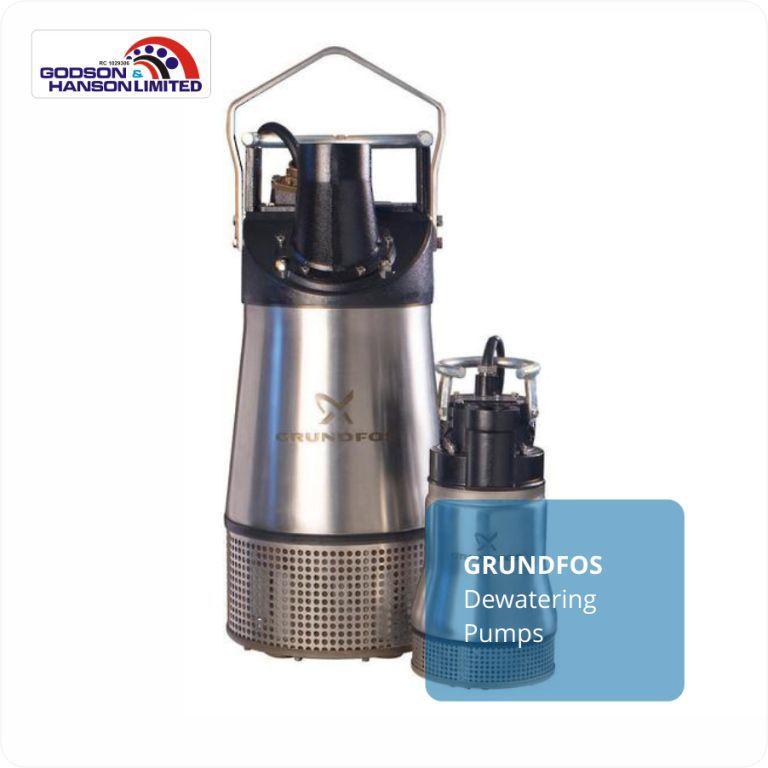 GRUNDFOS Dewatering Pumps