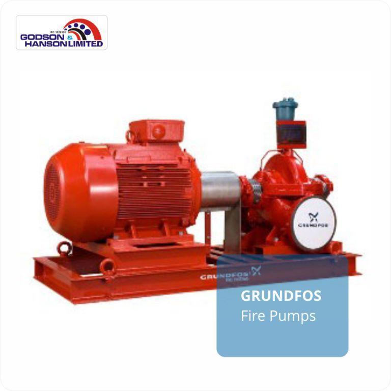 GRUNDFOS Fire Pumps