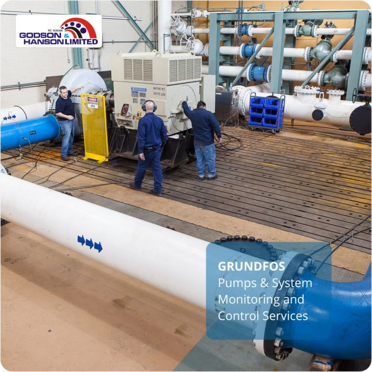 Energy Optimization Services and Pump Audits