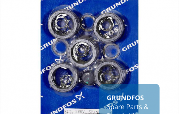 GRUNDFOS Spare Parts And Repair Kits