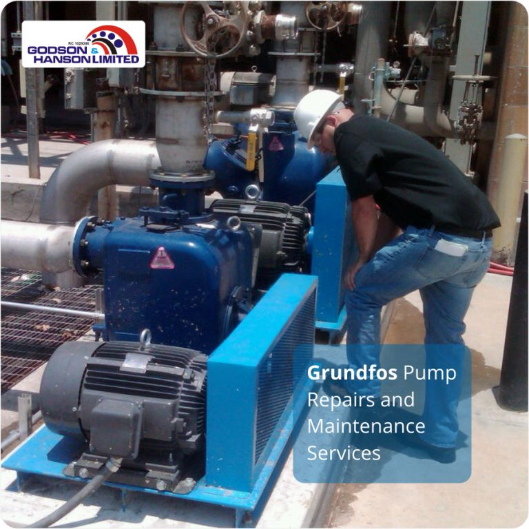 Grundfos Pump Repairs and Maintenance Services