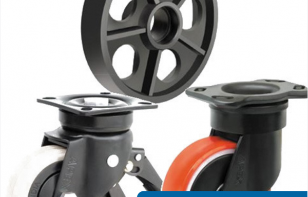 SKF Castors & Wheels