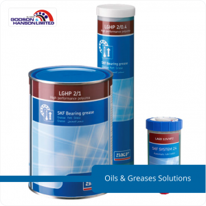 SKF Oils & Greases Solutions