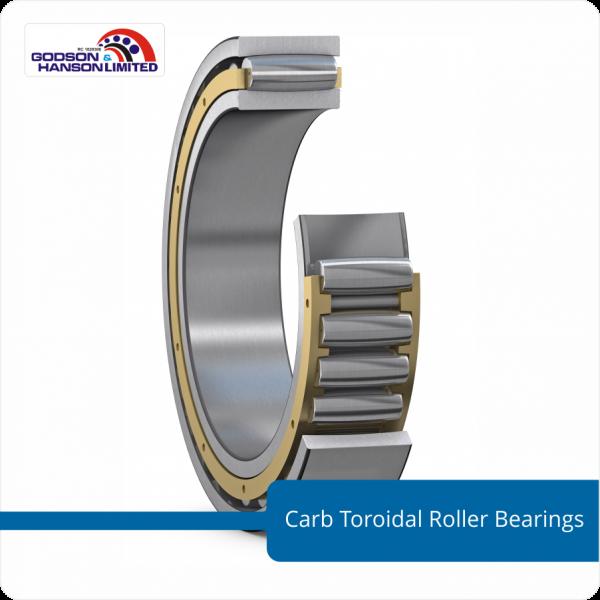 SKF Carb Toroidal Roller Bearings