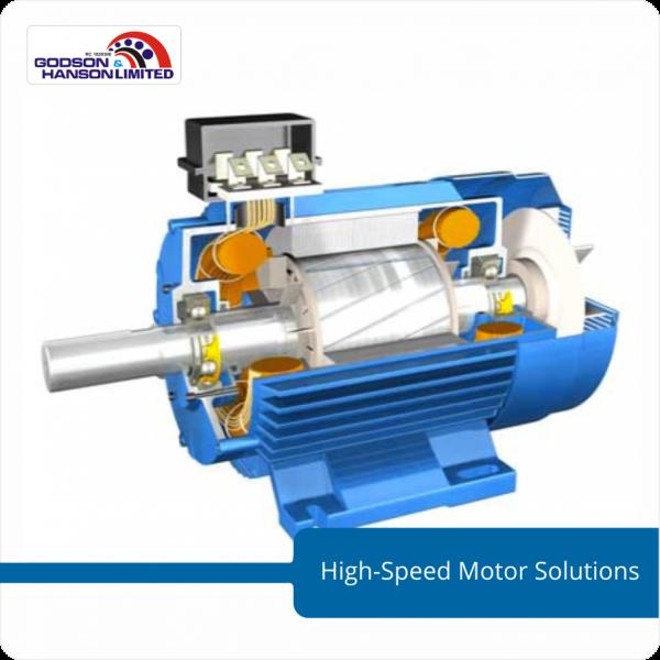 SKF High-Speed Motor Solutions