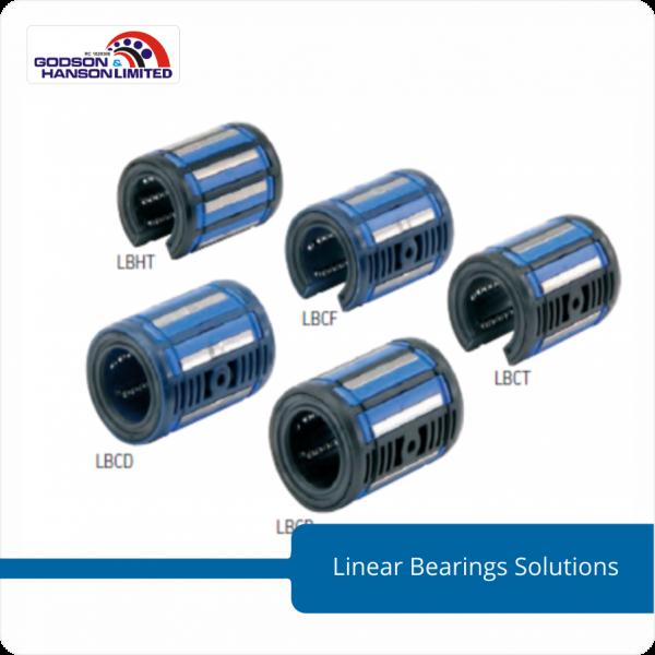 SKF Linear Bearings Solutions